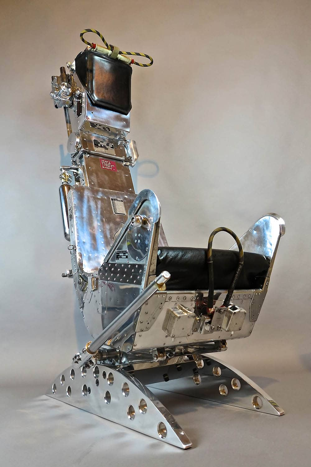 Martin Baker Ejector Seat in Mens Health