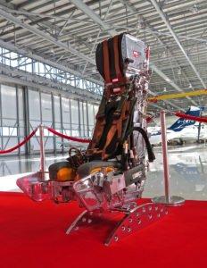 Tornado ejector seat