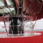 Rolls Royce 747 Fan Blade Boardroom Table