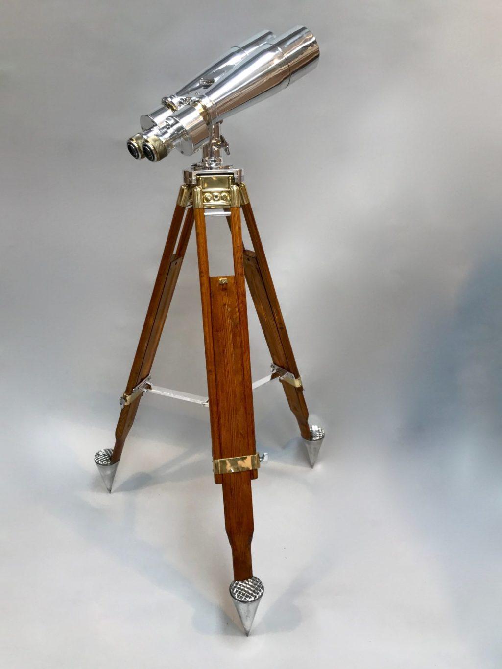 Fuji Meibo Navy Bridge Binoculars 15 X 80