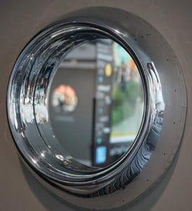 Dominie Jet Mirror