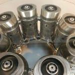 HMS Bristol Olympus TM1A Turbine Engine Table