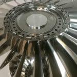 737 LP1 Fan Blade on Hub
