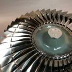 BAe 146 Jet Engine Coffee Table