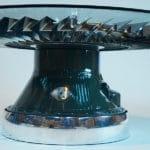 Pegasus Front LP3 Coffee Table
