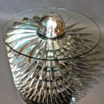 Rolls Royce Fan Blade Centre Table