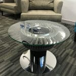 Small Jet turbine Coffee Table