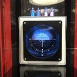 Lynx Cockpit Main Altitude Indicator Nixie Clock