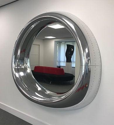 737-700 Cowling Mirror