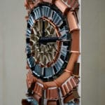 Puma Blades 'Big Ben' Sculpture