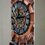 Puma Blades 'Big Ben' Sculpture