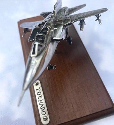 Model of Tornado Jet