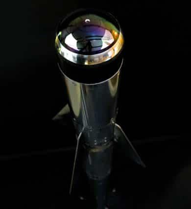 Demonstrator Sidewinder Air-to-Air Missile