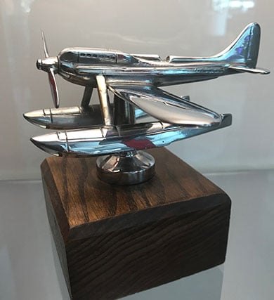 Supermarine Schneider Trophy Seaplane model