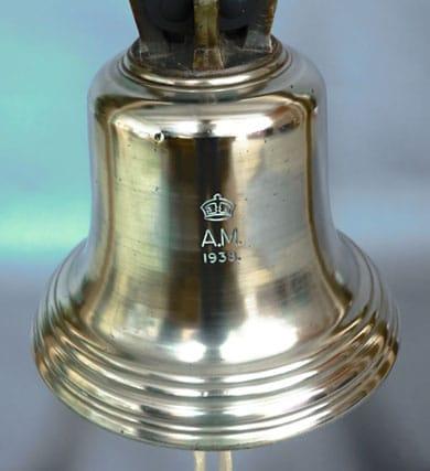 1938 RAF Scramble Bell