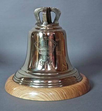 1942 Scramble Bell