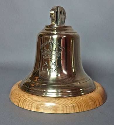 1944 Scramble Bell