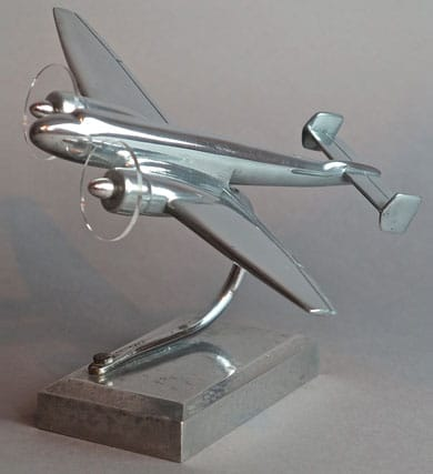 Model of a Propeller Aircraft. USA, 1950s