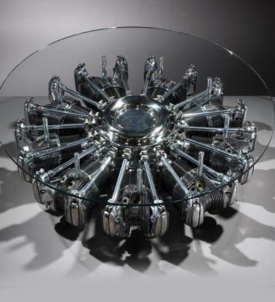 Intrepid Design Beautiful Aviation Furniture For Home