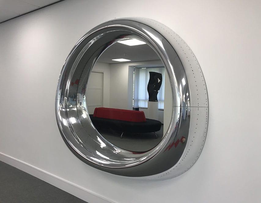 737 700 cowling mirror
