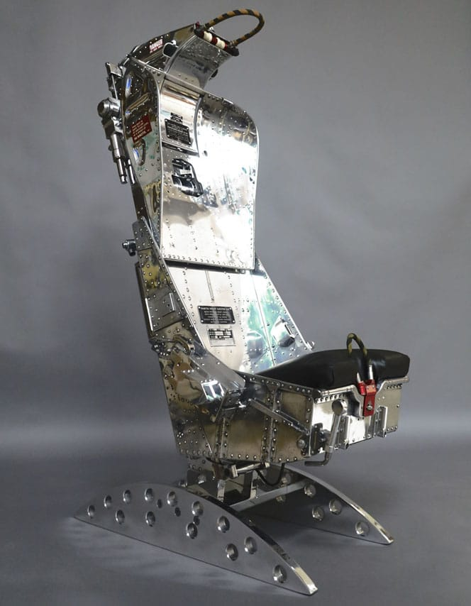 Martin Baker BAC Lightning Ejection Seat