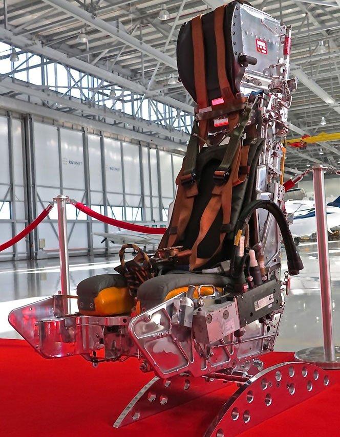 TORNADO IDS MARTIN-BAKER ejector seat