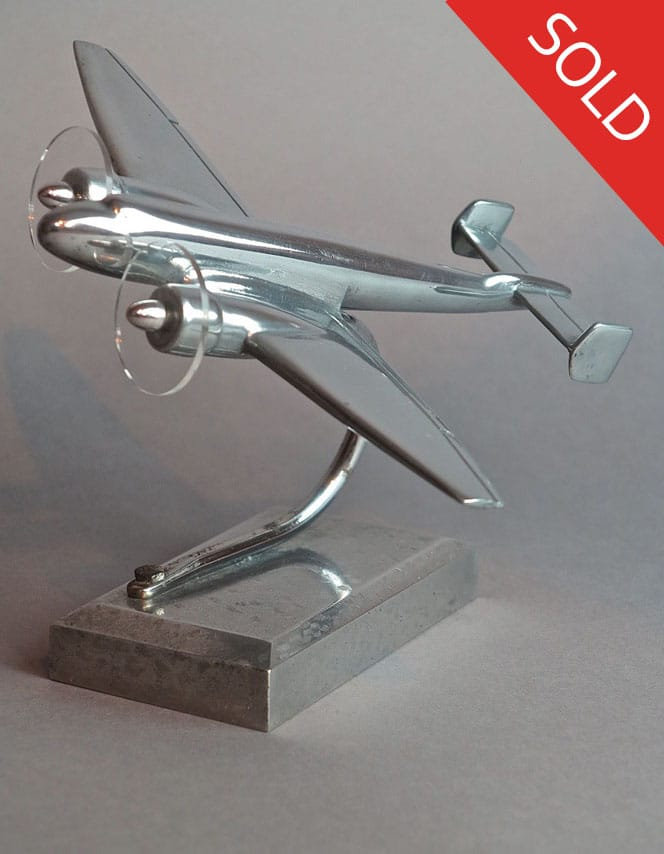model of US bomber