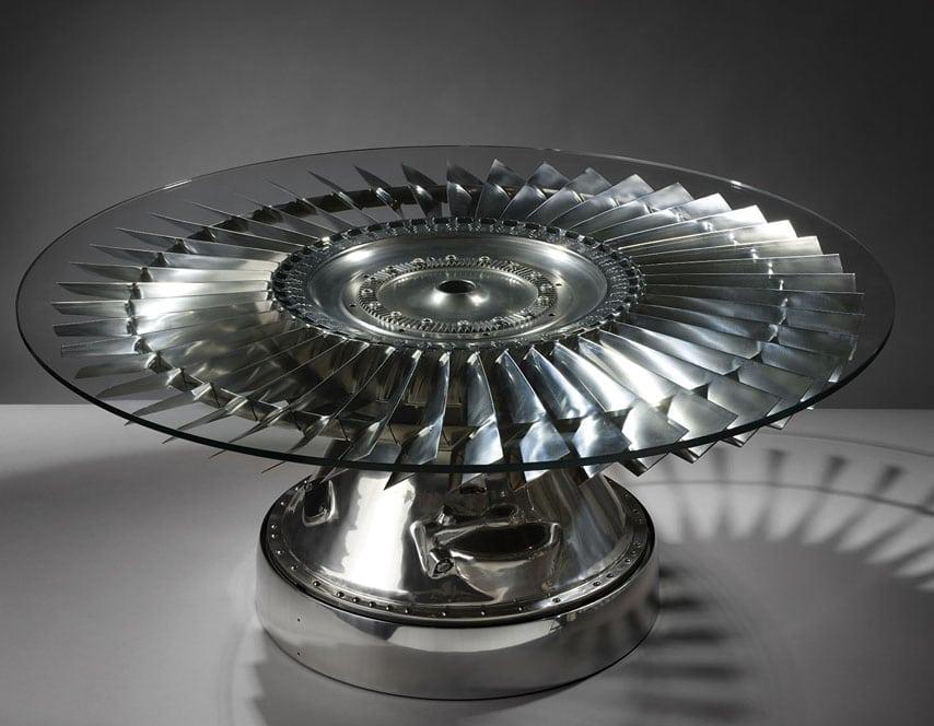 Pegasus LP2 Fan Blade on Hub