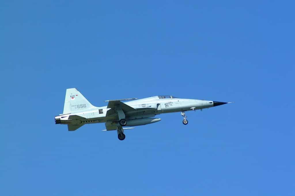Daegu AB F-5E 18 FW 105 FS RoK