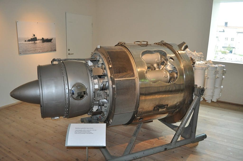 Rolls-Royce Gas-turbine