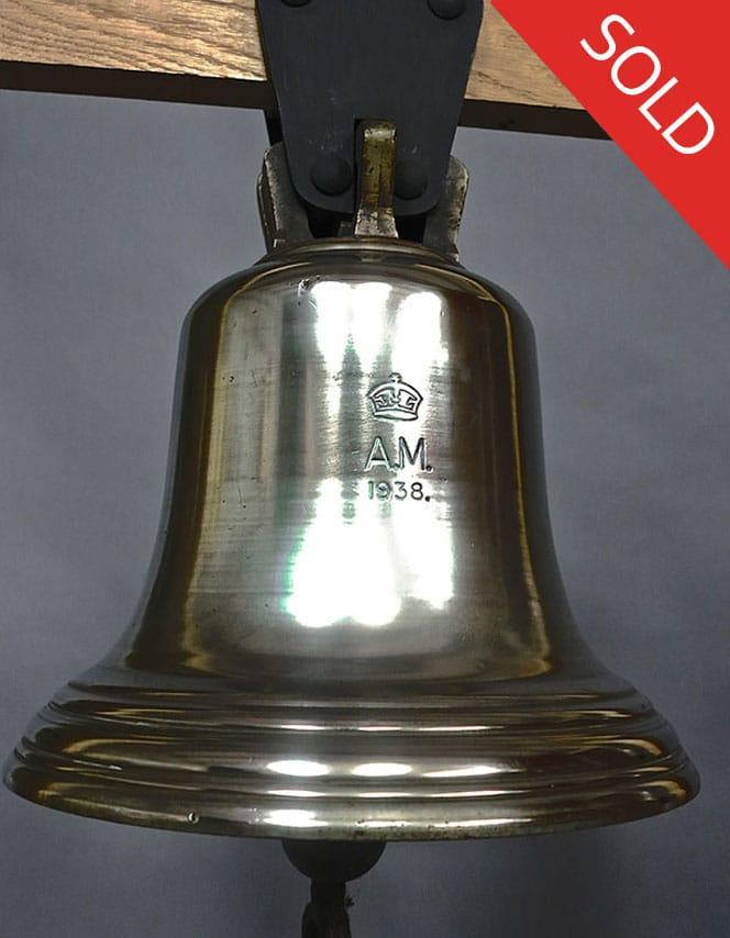 1938 scramble bell