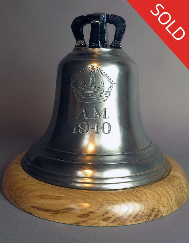 1940 scramble bell