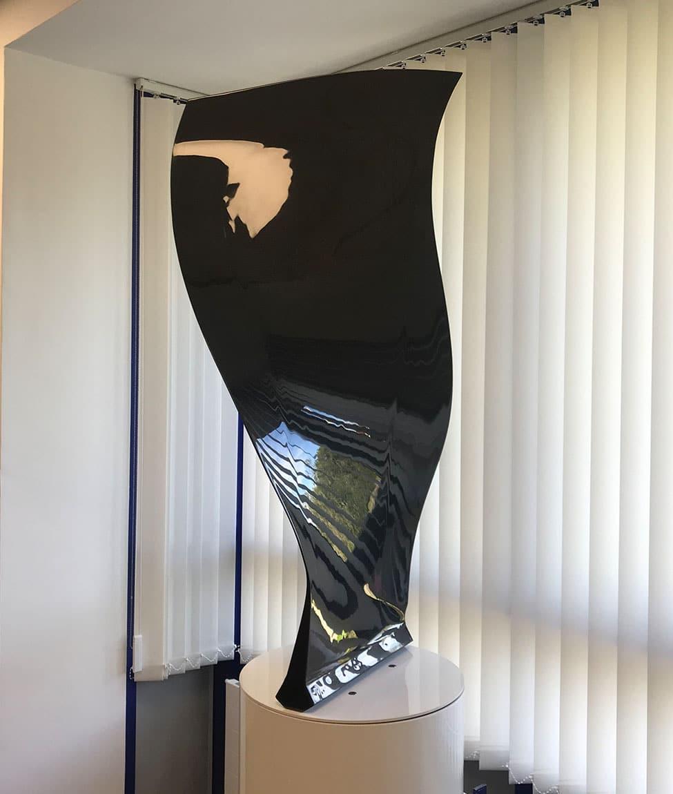 777 carbon fan-blade