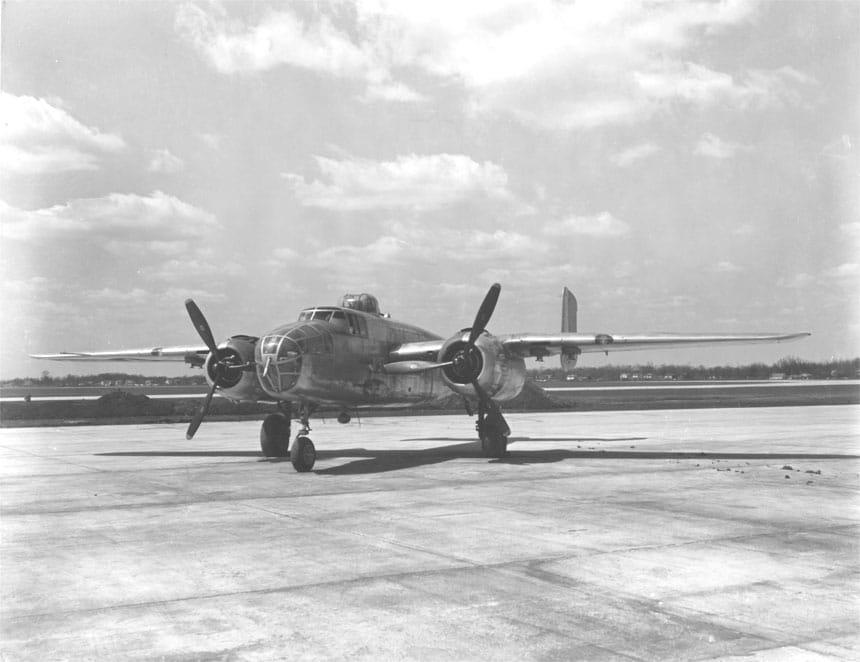 """B-25J """"Mitchell"""""""