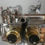 German ex-Navy observation binoculars