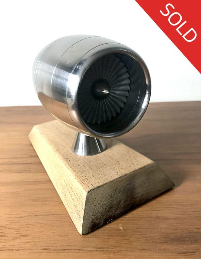 engineers turbine model
