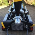 Merlin aircraft engine-724