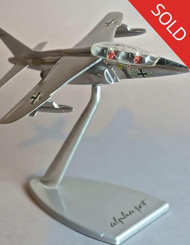 Model of Alpha Jet