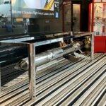polished firestreak missile table