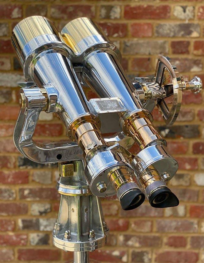 Nikon 120mm Big Eye binoculars