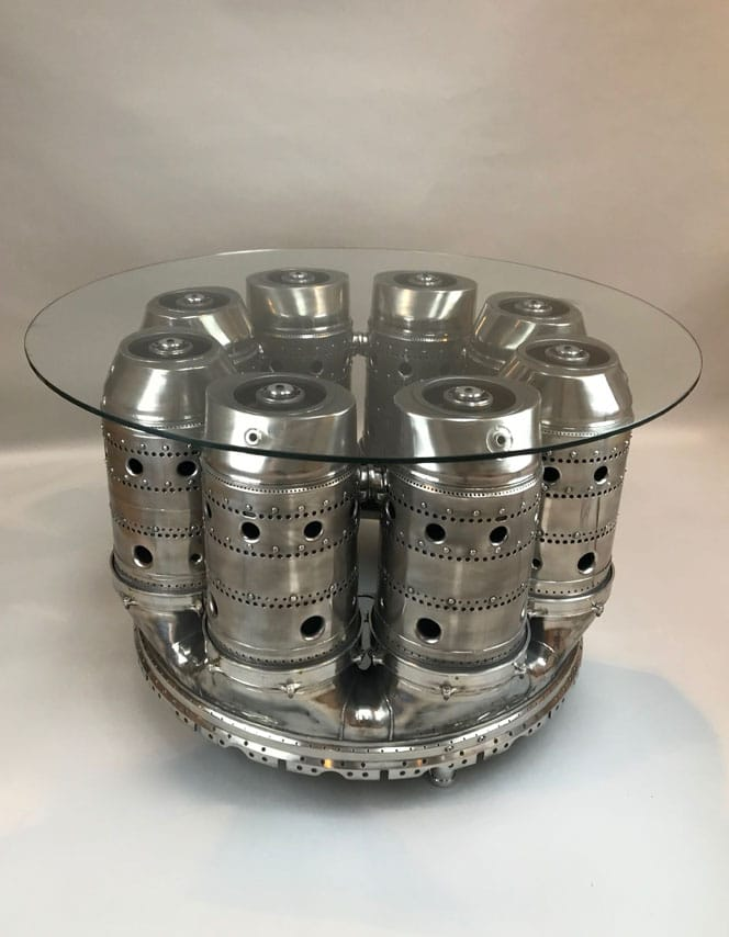 Bristol Combustion Cans Table
