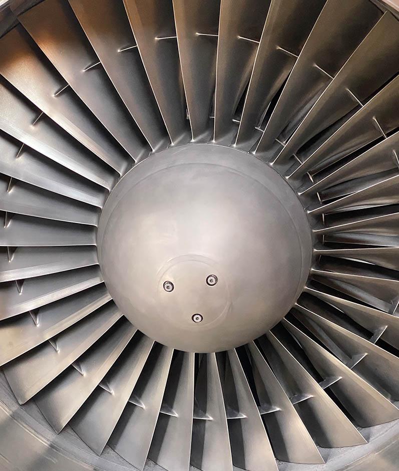 Tornado RB199 Engine